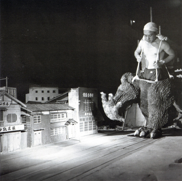 1954 Godzilla Movie