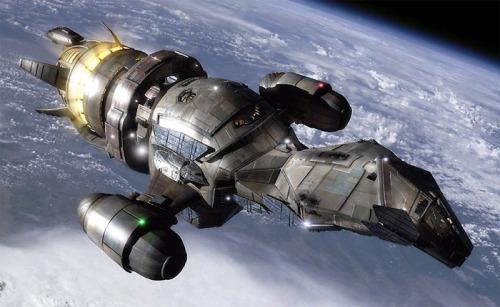 Serenity ship