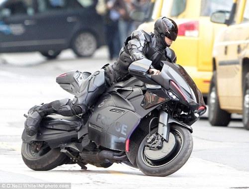 robocop motorcycle