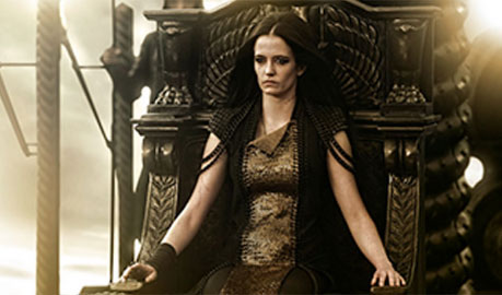 Eva Green | Therefore I Geek300 Rise Of An Empire Eva Green Dress