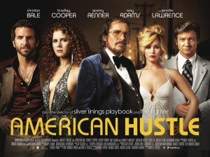American Hustle was probably snubbed because the actors were not billed in the same order as pictured!