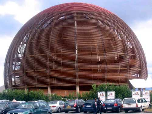 CERN in Switzerland.
