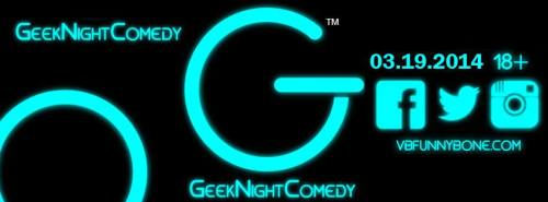 Geek's Night of Comedy