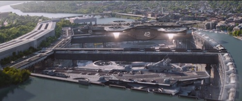If one helicarrier crashes 60% of the time, how often do three helicarriers crash?