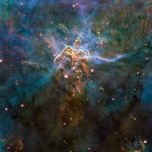 Image from the Hubble Space Telescope.