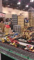 Another section of Lego City