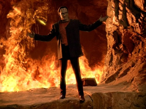 Dukat as the Emissary of the Pah-Wraiths