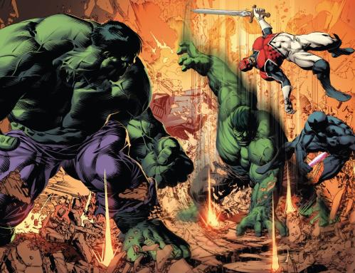 Two Hulks!