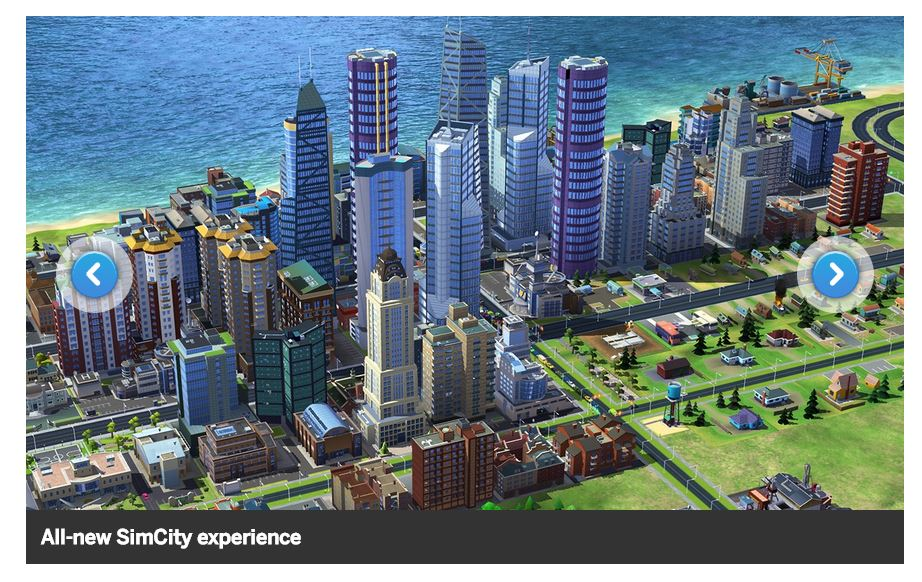 Editorial | Mobile Game Review: SimCity BuildIt | Therefore
