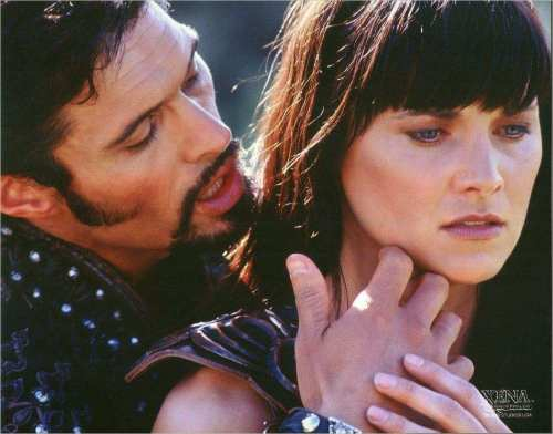 Ares and Xena