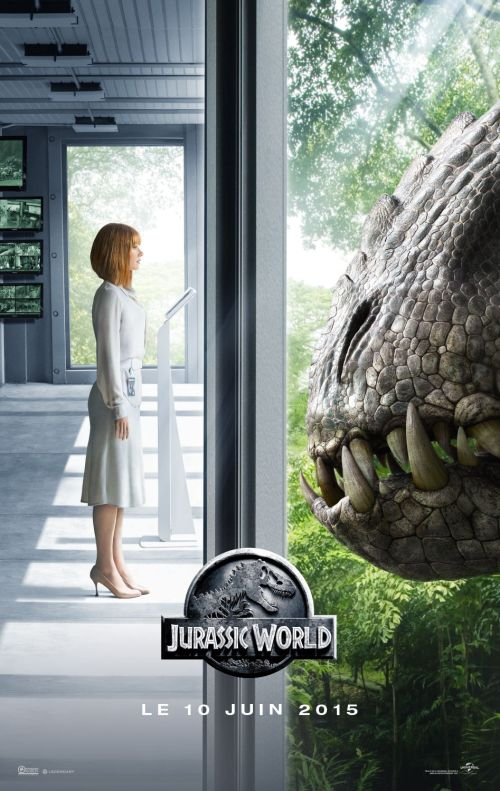 JURASSIC-WORLD-Affiche-France-Claire-D-Rex