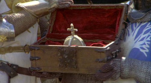 The Holy Hand Grenade...I mean Orb.. of Antioch